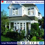 Prefabricated 가벼운 강철 목조 가옥