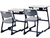 Escritorio y silla plásticos (SF-79F) del estudiante de escuela de la sala de clase moderna de los muebles