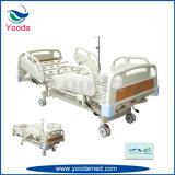 병원에 있는 알루미늄 합금 보조 궤도 수동 참을성 있는 침대