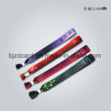 Heißes intelligentes Armband Verkaufs-GewebeRFID des Wristband-RFID