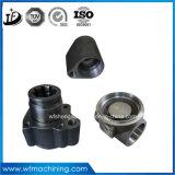 Tuyau CNC à haute précision personnalisé OEM Usinage / Tournage / Fraisage / Anodisation / Aluminium pièce d'usinage CNC avec filetage à vis