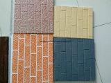 Выбивая панель сандвича PU покрытия металла для внешней стены