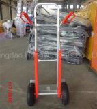 caminhão de mão de alumínio da capacidade 200kgs