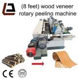 Lathe шелушения Veneer CNC китайской переклейки деревянный