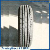 Pneu de voiture Bis approuvé P205/70R15 P215/70R15 P225/70R15 P205/75R15 P215/75R15 P225/75R15 P235/75R15 P205/55R16 Les fabricants de pneus de voiture de tourisme