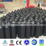 Cilindro de gás de aço do oxigênio da suficiência do cilindro de oxigênio da alta qualidade