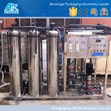 Planta do sistema do RO da água mineral (AK-R)