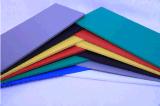 El panel de la hoja de la tarjeta de la espuma del PVC