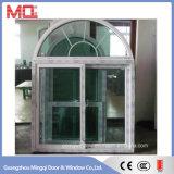 Окно ранга UPVC Китая верхнее для проектов здания