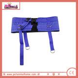 Cinturão confortável com alça de cão com mãos largas e confortáveis, cintura