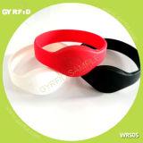 Wristband di codice 13.56MHz RFID di Wrs05 I per il festival di musica (GYRFID)