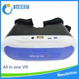 Van uitstekende kwaliteit allen in Één 3D Hoofdtelefoon van de Werkelijkheid van Glazen Vr Virtuele