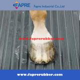 Циновка коровы/лошади стабилизированная с дном паза поверхности молотка