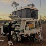 4WD Auto off road Hard Shell de la azotea de carpa de camping