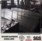 Le zinc a enduit la pipe BS1387 en acier galvanisée par Gi