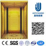 Лифт резиденции домашний с приводом AC Vvvf беззубчатым (RLS-224)
