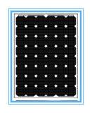 200W Bosch monokristalline Sonnenkollektor-Zellen (SYFD200-Bosch)
