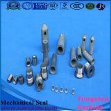 Anel de vedação de eixo resistente ao carboneto de tungstênio para vedações mecânicas