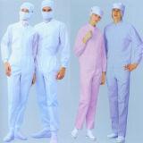 Vestiti antistatici di Differente-Pulizia per il locale senza polvere