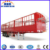 China 3 Eixos 32 Ton Box Stake Truck Semi-Trailer