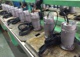 Qdx6-25-1.1 Dayuan 전기 잠수할 수 있는 수도 펌프 220V/380V, 1.5HP (1.5inch 출구)