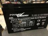 Tl100 12V100ah wartungsfreie Solarbatterie des Gel-VRLA