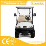 Fabriek 8 de Elektrische Kar van het Golf Seaters met de Batterij van 48 Volt