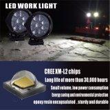 クリー族45W LEDのトラクターのジープSUVのためのドライビング・ライト12V 4X4 LEDオフロードライト