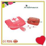 Im FreiennotErste-Hilfe-Ausrüstung mit grossem Kapazitäts-Pille-Kasten