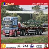 차축 2/3 Flatbed Container Semi Trucks 또는 Trailer