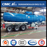 스테인리스 18.8m3 Chemical Liquid Tanker