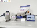 Masterbatch de plástico de color, mezcla volumétrica de la máquina del dosificador