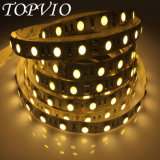 IP20 / IP68 SMD5050 30/60/72/120 / 240LED / M Tira flexible flexible del LED