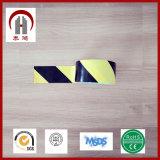 Advertencia de cinta de alta adherencia de PVC para la protección y áreas peligrosas