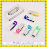 Free Logo Print Branded USB Flash Drive (gc-99)
