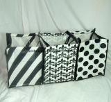 PPのごみ袋の一定カスタムロゴのカラーによって編まれるごみ袋