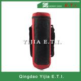 Kundenspezifischer Flaschen-Kühlvorrichtung-Beutel mit Flausch-Schliessen
