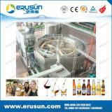 De de automatische Vuller en Capsuleermachine van het Bier