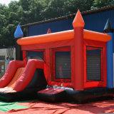 أطفال لعبة قابل للنفخ قصر قابل للنفخ