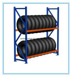 Blaues Eisen-justierbare Waren-Bildschirmanzeige-Zahnstangen