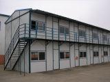 Camera prefabbricata del gruppo di lavoro della struttura d'acciaio/magazzino struttura d'acciaio/Camera del contenitore (XGZ-331)