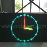 Le message variable ouvert à piles signe le panneau polychrome d'Afficheur LED de remorque de publicité