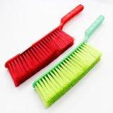 Brosse à brosse à brosse à brosses en plastique rouge / vert à faible prix 34,5 cm