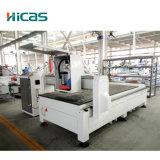 中国1600kg 3D木製の切り分けるCNCのルーター