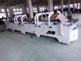 Automatischer Prefolding unterer Verschluss-Papierkasten, der Maschine (GK-650B, herstellt)