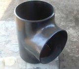 Te recta del tubo del acero de carbón A105 Dn150 Sch40