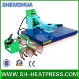 Máquina quente manual 50X65cm da transferência térmica do t-shirt de Digitas da venda