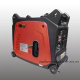 リモート・コントロールの標準AC単相3.0kVAガソリン電気発電機