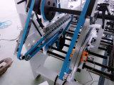 Automático de plegado previo fondo de la caja de papel que hace la máquina de bloqueo (GK-650B)