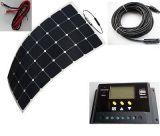 Comitato solare semi flessibile di garanzia di qualità 100W Sunpower